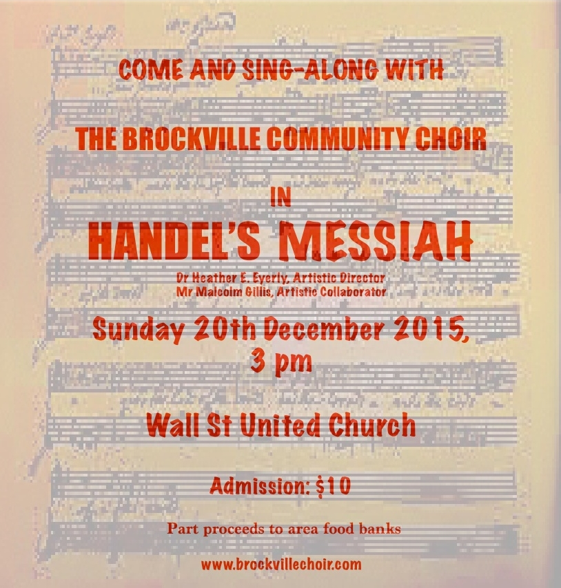 Poster Messiah Sing-along 2